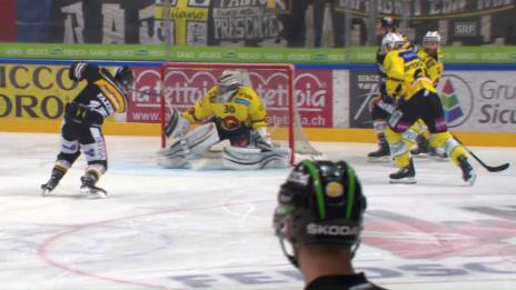 Video «Lugano gleicht zum 2:2 aus» abspielen