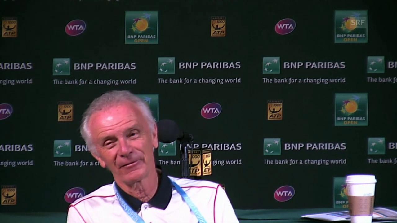 Turnierdirektor Raymond Moore beleidigt Frauen-Tennis