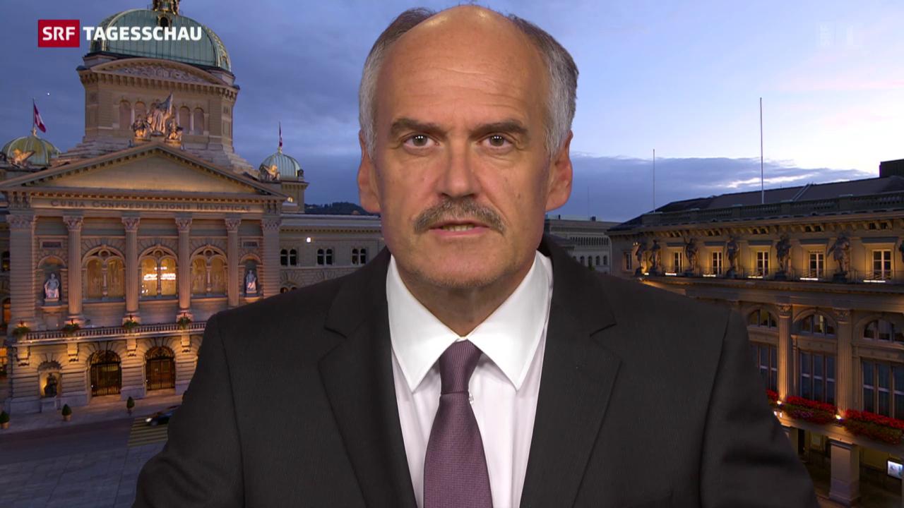 SRF-Korrespondent Hanspeter Forster zieht Legislaturbilanz