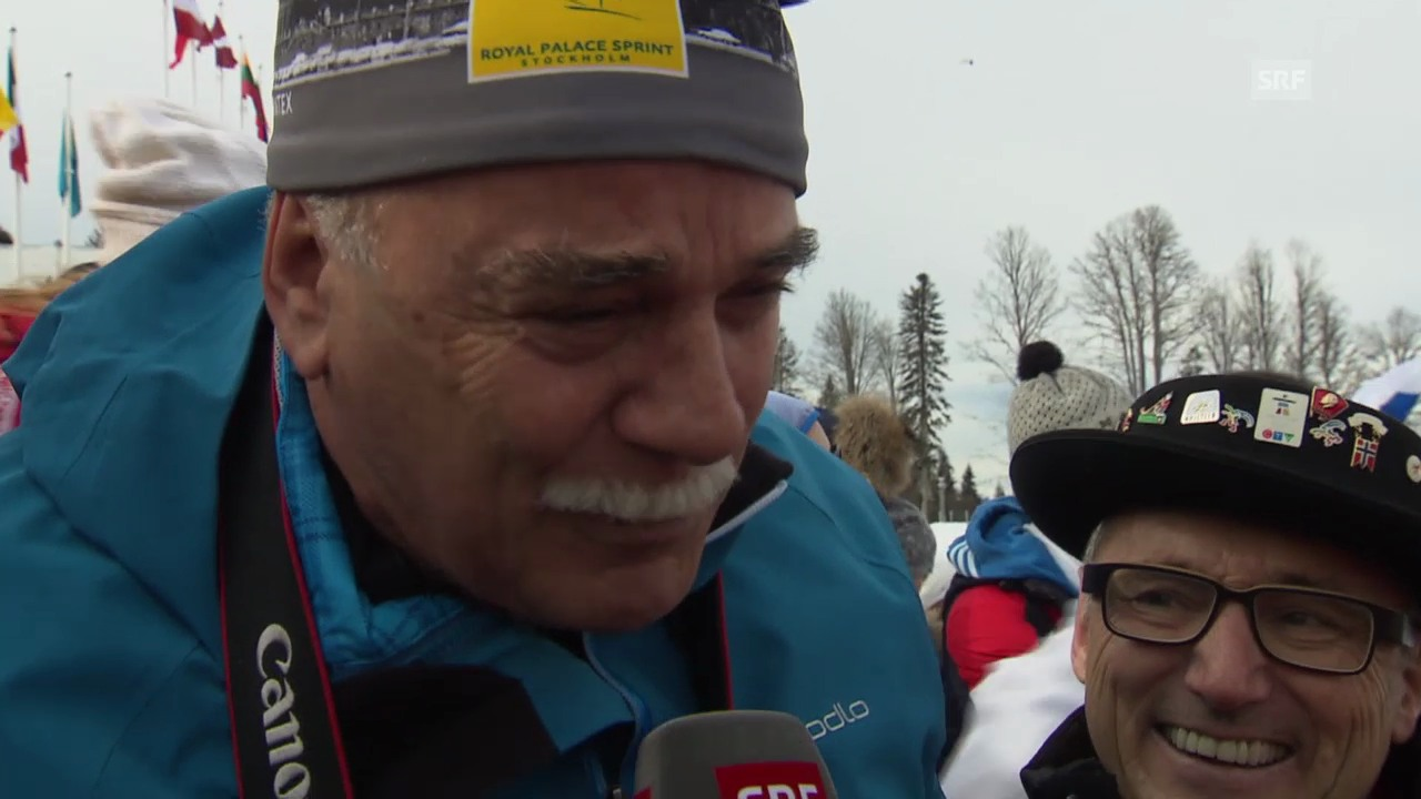 Familie Cologna im Interview (sotschi direkt, 9.2.14)
