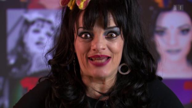Video «Nina Hagen - Godmother of Punk» abspielen