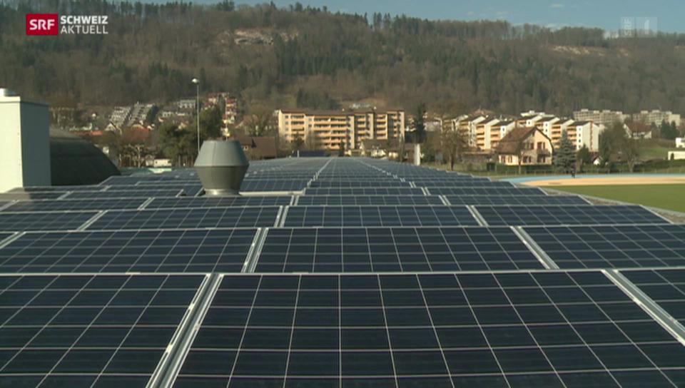 Mit Solar-Obligationen zur Energiewende