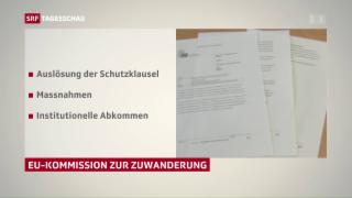 Video «EU gegen «Inländervorrang light»» abspielen