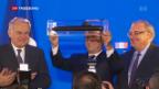 Video «Minister weibeln für Hollande» abspielen
