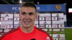 Video «Kololli: «Für unser Selbstvertrauen ist das sehr wichtig» (franz.)» abspielen