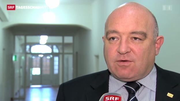 Video «Strafrechtsexperte Daniel Jositsch über das Tötungsdelikt» abspielen