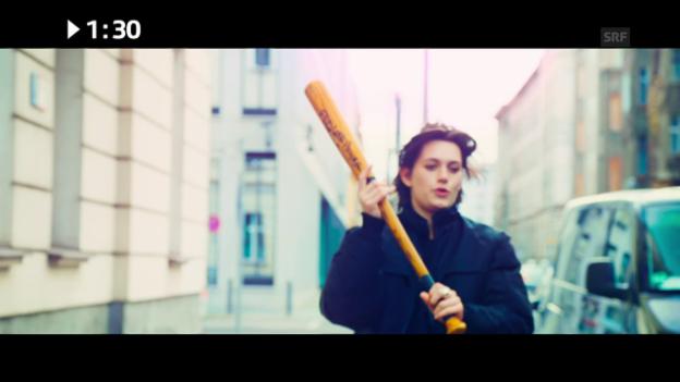 Video «Filmstart diese Woche: «Tiger Girl»» abspielen