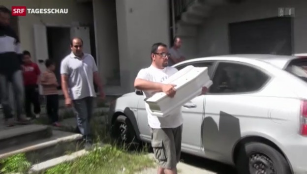 Video «Tagesschau vom 11.07.2014, 19:30» abspielen
