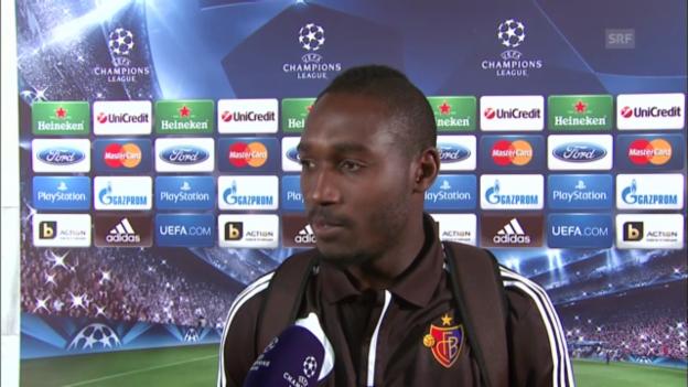 Video «Interview mit Giovanni Sio (französisch)» abspielen