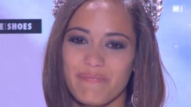 Video «Alina Buchschacher ist Miss Schweiz 2011» abspielen