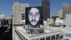Video «Reaktionen auf Werbe-Kampagne: US-Bürger verbrennen Nike-Artikel» abspielen