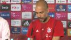 Video «Guardiola gegen seinen alten Klub» abspielen