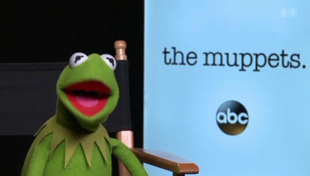 Video «Er schickt die Sau in die Wüste: Liebes-Aus bei Kermit der Frosch» abspielen