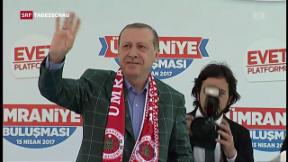 Video «Ende des Abstimmungskampfs in der Türkei» abspielen