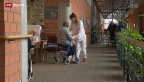 Video «Fehlendes Schweizer Pflegepersonal» abspielen