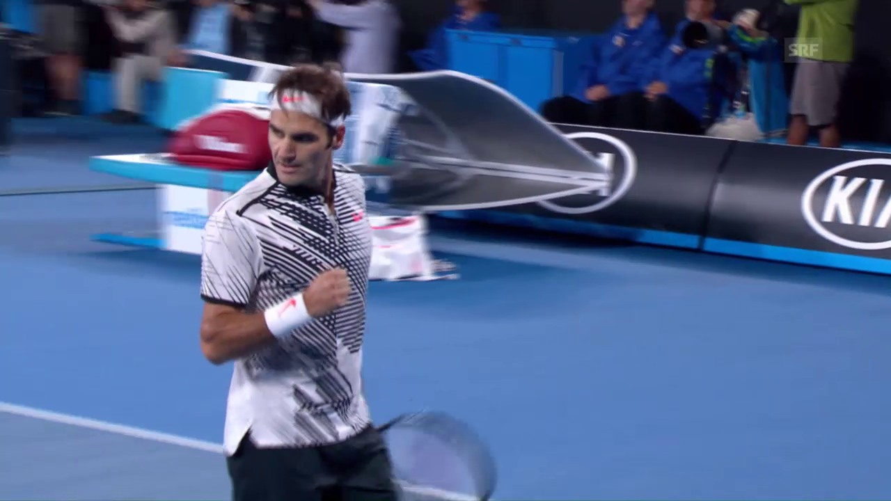Die Live-Highlights bei Federer - Wawrinka
