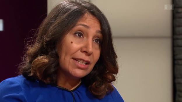 Video «Die Filmerin Haifaa al-Mansour: Den Frauen ein Gesicht geben» abspielen
