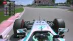 Video «Formel 1: Qualifying GP von Kanada» abspielen