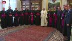 Video «Schweizer Bischöfe in Rom» abspielen