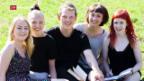 Video «Zufriedene, aber nicht sorgenlose Teenager» abspielen