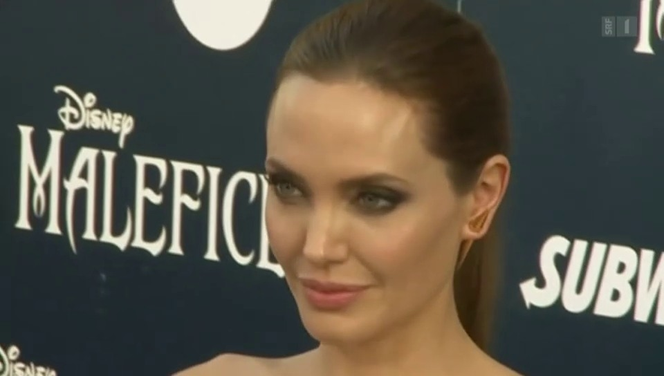 Gefeierte Jubilarin: Angelina Jolie wird 40