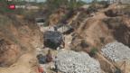 Video «Hoffnungen auf Reichtum in Simbabwe» abspielen