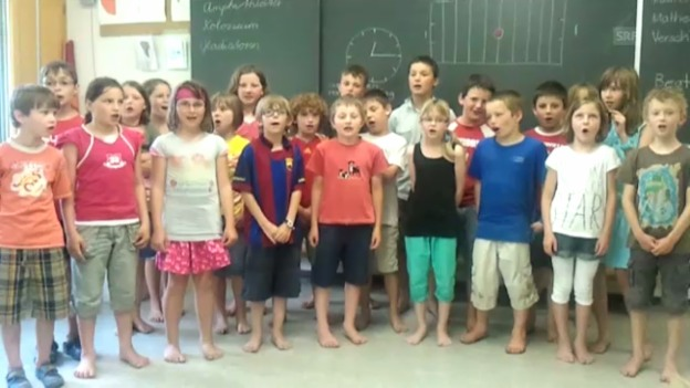 Video «Kinderchor» abspielen