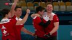 Video «Schweizer Curler gewinnen Bronze» abspielen