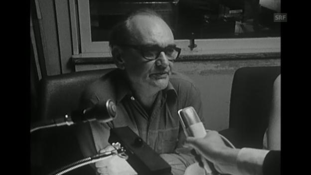 Video «Beitrag der Antenne zu «Das Landhaus», 1969» abspielen