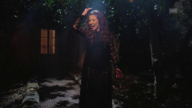 Video «Malta: Amber mit «Warrior»» abspielen