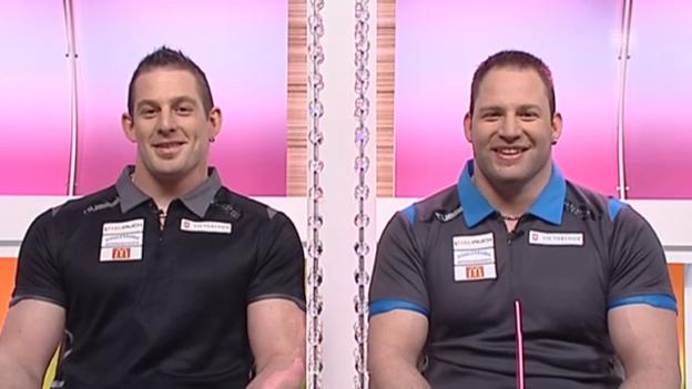 Video ««Ich oder Du» mit Philipp und Adi Laimbacher» abspielen