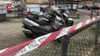 Video «Tessiner Polizei verhaftet «Pink Panthers»» abspielen