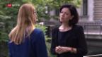 Video «FOKUS: Die Kontroverse um den Vaterschaftsurlaub» abspielen