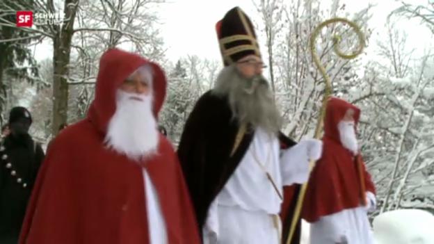 Video «Schweiz aktuell vom 6. Dezember 2012» abspielen