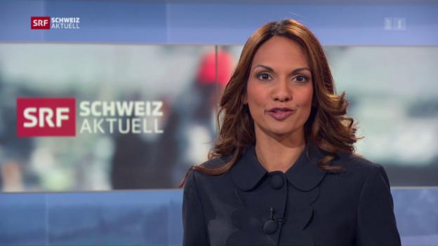 Video ««Schweiz aktuell» mit Anna Maier» abspielen