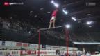 Video «Kunsturn-EM: Die Qualifikation der Männer» abspielen