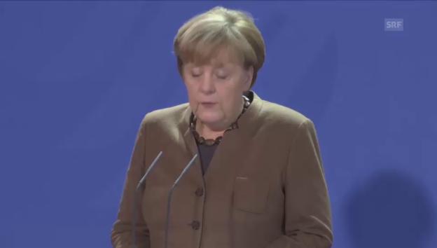 Video ««Wir tun alles, dass unser Staat ein starker Staat ist»» abspielen
