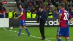 Video «Fussball: FCB von UEFA bestraft» abspielen