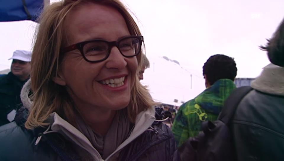 Sonja Hasler über ihre Zukunft