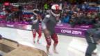 Video «Teil 1: Das Olympia-Silber von Beat Hefti und Alex Baumann» abspielen