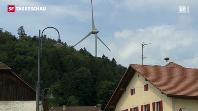 Windkraftwerke: Keine Risiken