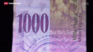 Video «Diskussion um hohe Banknoten» abspielen