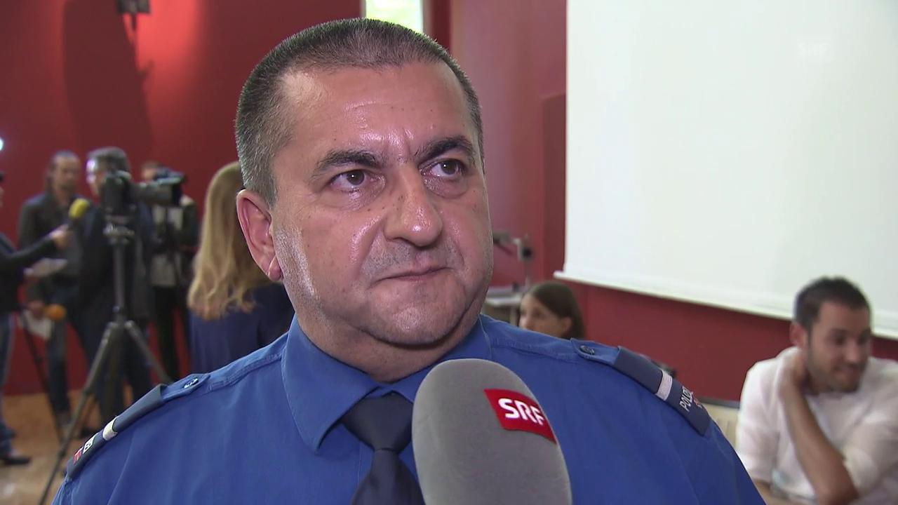 Schaffhauser Polizei hofft auf Mithilfe aus der Bevölkerung