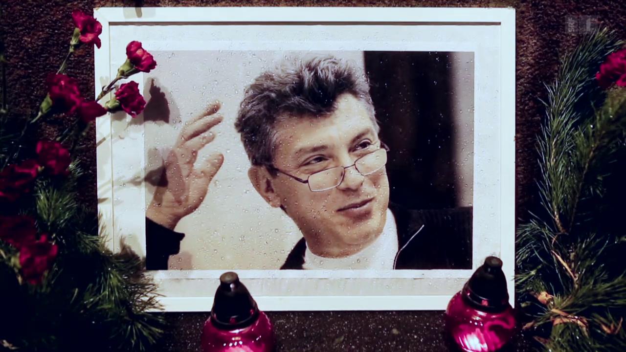 Boris Nemzow – Tod an der Kremlmauer