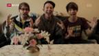 Video «Hip-Hop-Band begeistert Klein und Gross» abspielen