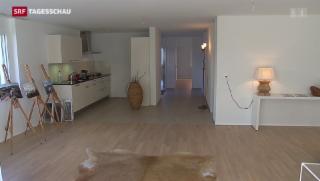 Video «Verschärfung bei Hypothekenvergabe» abspielen