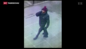 Video «Kopenhagen: Attentäter war der Polizei bekannt» abspielen