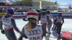 Video «Sieg gegen Slowakei: Frankreich ist Team-Weltmeister» abspielen