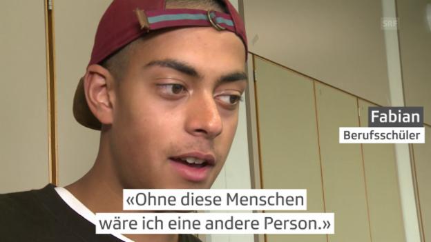 Video «Die multikulturelle Schweiz – 17-Jährige reden Klartext» abspielen
