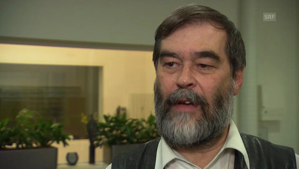 Arthur Sandri über Gefahrenkarten (ganzes Interview)